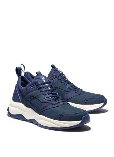 Timberland Timberland Nubuk Mavi Erkek Lifestyle Ayakkabı Lacivert